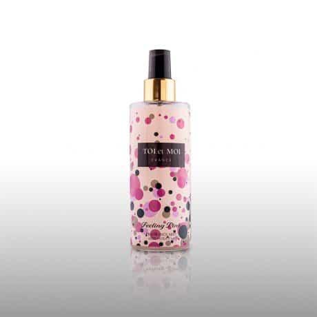 Парфюмированный спрей для тела Mist Feeling Pink 250 мл