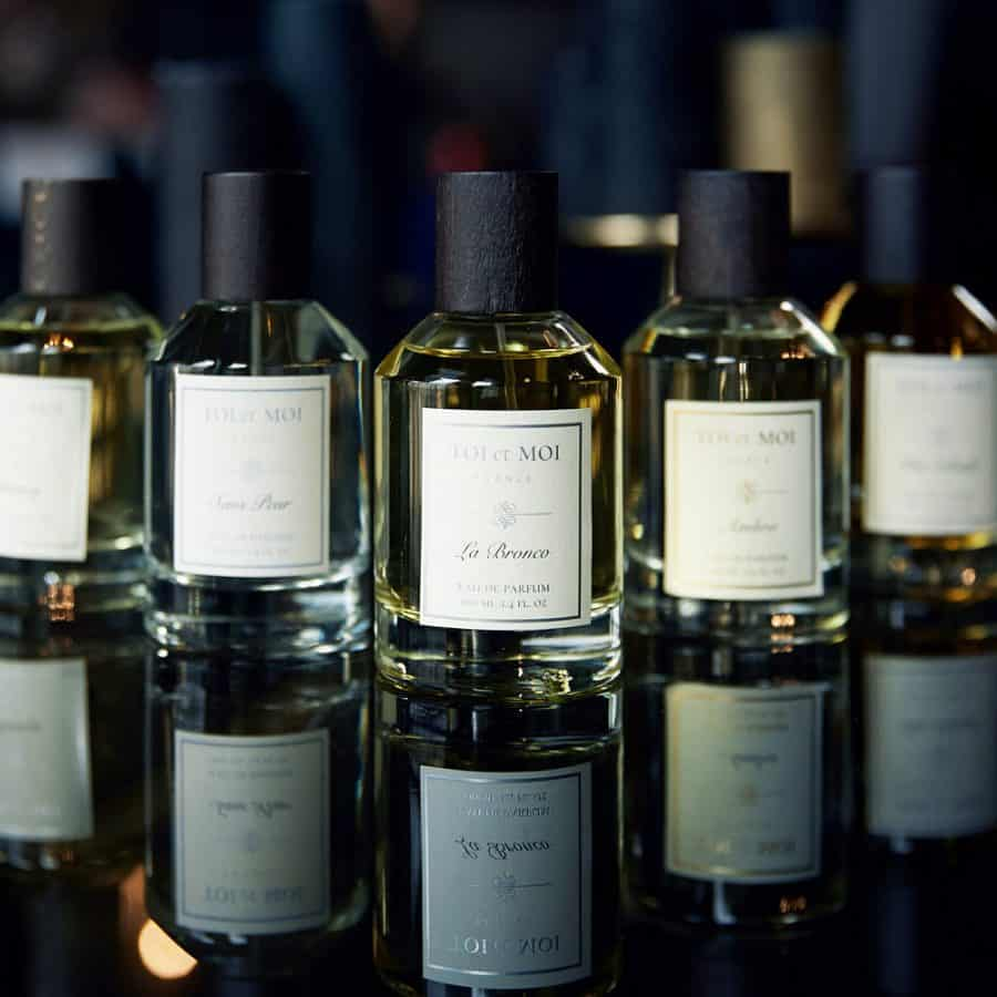Нишевые парфюмы TOI et MOI, Франция. Духи