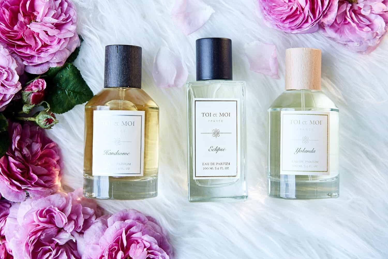Parfums TOI et MOI