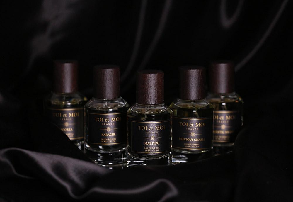 Нишевая французская парфюмерия TOI et MOI