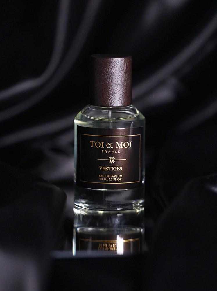 Vertiges TOI et MOI Парфюм унисекс Black edition