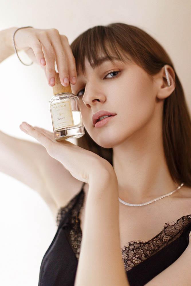 Женская парфюмерия TOI et MOI. Женские духи. Духи для женщин. Парфюм для женщин